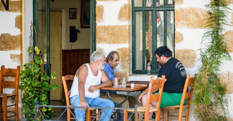 The People of Ikaria